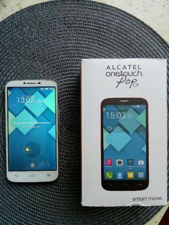 Alcatel onetouch Pop C9 - jak nowy; uszkodzony dotyk