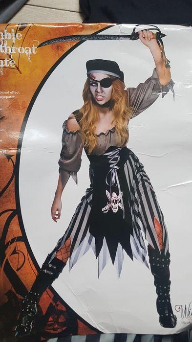 Strój karnawałowy piratki zombie XL Zabrze - image 1