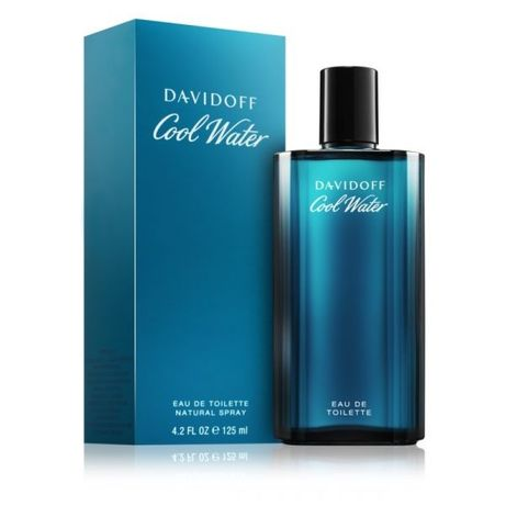 Perfume DavidOff Cool Water novo original