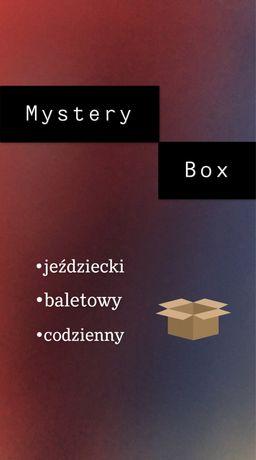 Mystery box jeździecki baletowy codzienny niespodzianka