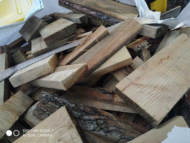 Sprzedam drewno opałowe rozpałkowe