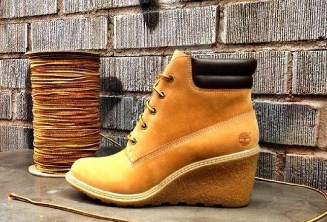 Timberland ботинки, ботильоны, сапоги, полуботинки Timberland, 23,5 см