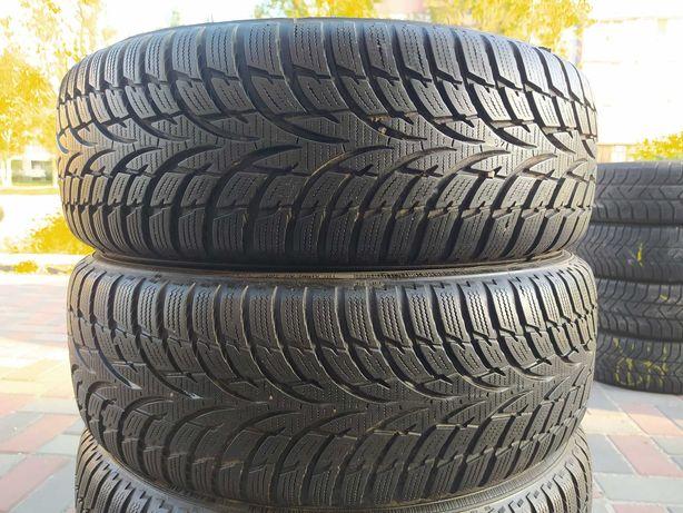 резина R14 300шт.зимние шины бу 7-8мм