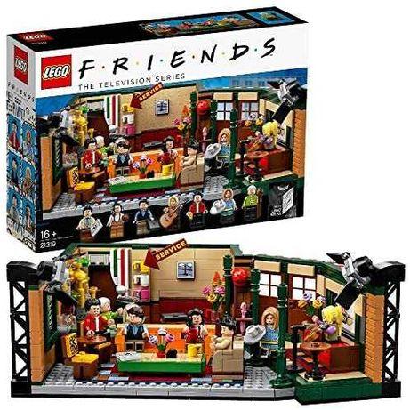 Lego Ideas - Friends Central Perk 21319