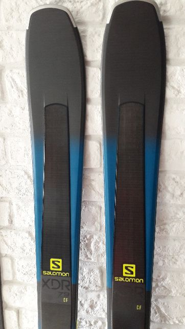 Salomon XDR 79 CF + Mercury 11- 160cm + kije gratis!!