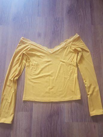 Bluzka z długim rękawem H&M