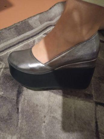 Туфли 36 размер кожа
