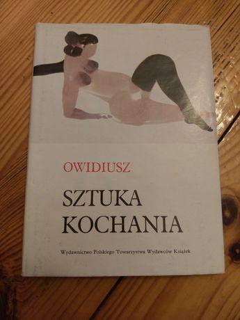 Owidiusz Sztuka kochania Ars amandi Julian Ejsmond wyd. WPTWK