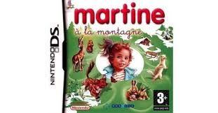 jogo MARTINE - nintendo DS