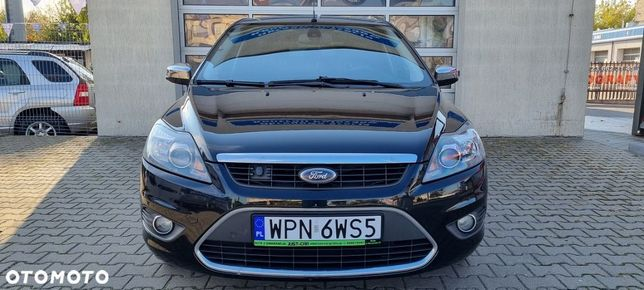 Ford Focus 1.8 16V 125 KM + GAZ Skóra Navi Kolor Zarejestrowany Gwarancja