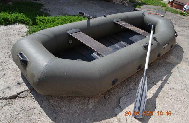 """Лодка резиновая """" Sportex. Наутилус-300 """". Четырёхместная. + комплект"""