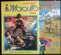 almanaque o mosquito / 1984,1985