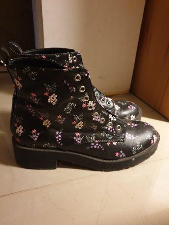 Buty dla dziewczyny rozmiar 38