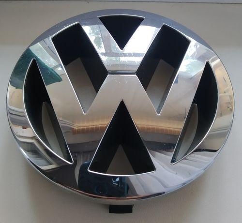 Эмблема решетки радиатора Volkswagen Passat B6 06-11/Touareg 07-09/Gol