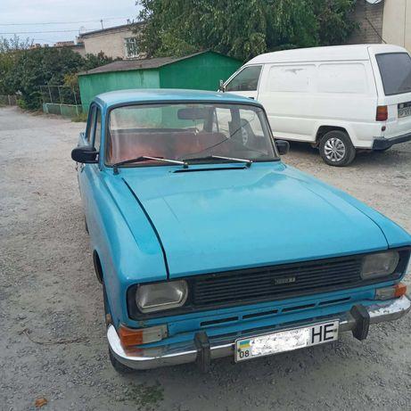 Продам авто Москвич 2140.