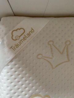 Materac Traumeland do łóżka dziecięcego 140x70