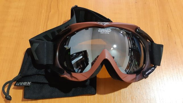 Гірськолижні маски Uvex Salomon Bolle Cebe Dr. Zipe