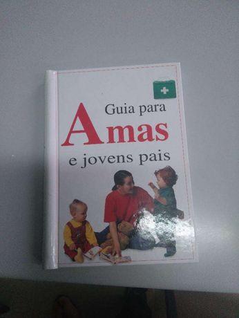 Livro Guia para Amas e jovens pais