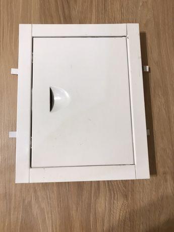 Люк ревизионный ревізійний (дверца) металлический 240*180*30