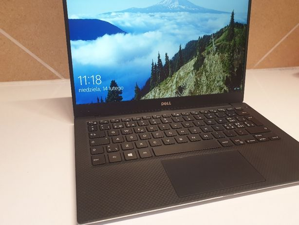 Laptop Dell XPS 13, ekran 13,3' Intel Core i7-5500U 8GB / 256GB srebny