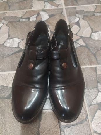Туфли женские экокожа