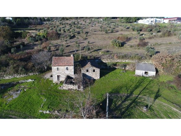 Quinta de Cinco Hectares e Duas casas de habitação