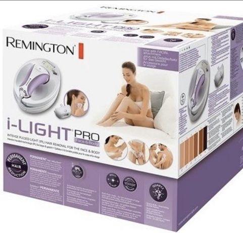 Фотоэпилятор REMINGTON IPL6000F i-Light Pro Face & Body БЕЗБОЛЕЗНЕННО