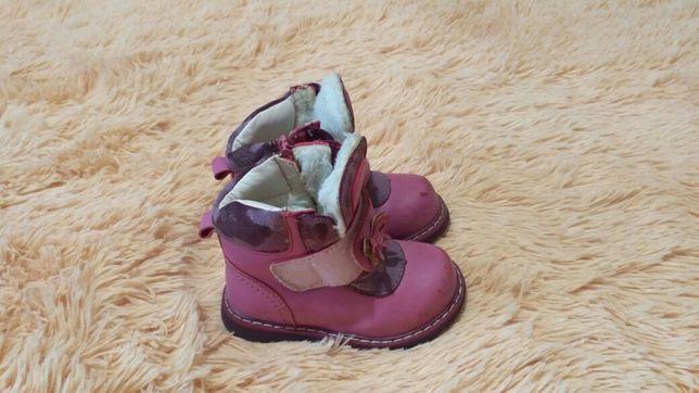 Зимние сапожечки для девочки зимові сапожечки для дівчинки сапоги