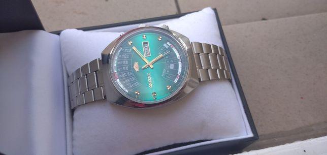 IDEALNY STAN zegarek orient cesarski patelnia ni Seiko Atlantic tissot
