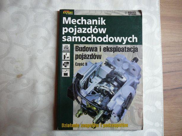 Mechanik pojazdów samochodowych budowa i eksploatacja pojazdów cz.2