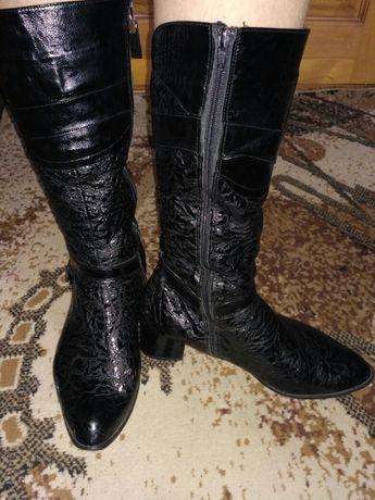 Чоботи, сапоги, ботинки зима