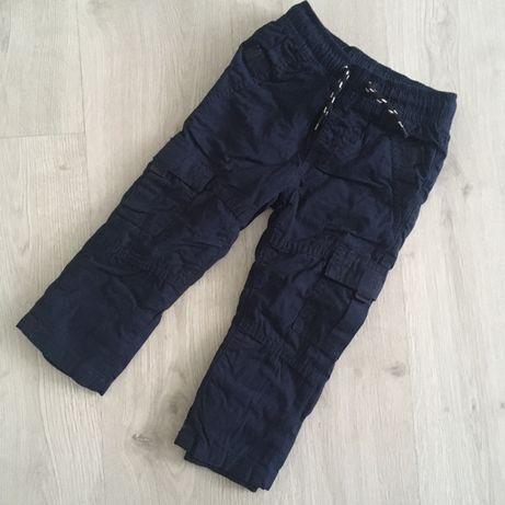 Ocieplane spodnie Cool club rozmoar 98