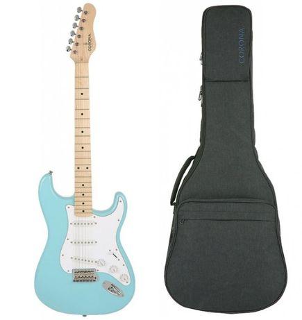 Gitara elektryczna Corona Stratocaster CLASSIC ST M-DHB BRATPOL TORUŃ