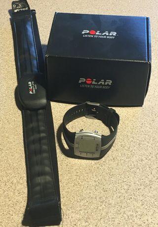 Zegarek sportowy pulsometr Polar FT7