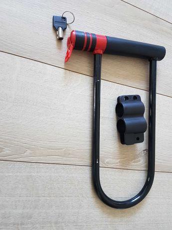 Zapięcie typu u-lock rower, motor, uchwyt, blokada