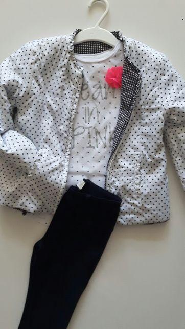 Stan idealny!Bluzeczka Cool Club 104/110,H&M,Reserved
