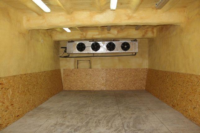 Здаеться складське приміщення(морозильна камера)200м.куб,