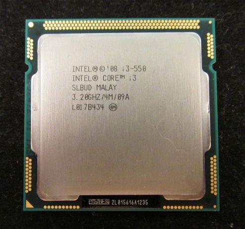 Процессор I3-550/540/530/socket 1156.цена за 11 штук,опт,гурт