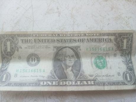 1 Доллар 1985.                      .