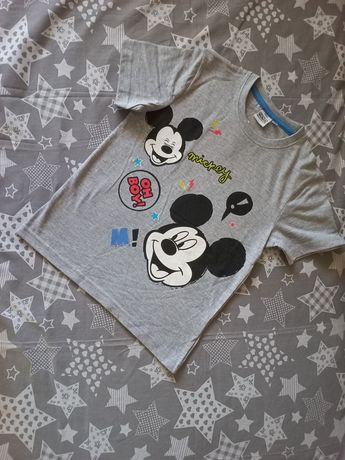 Костюм пижама Микки Маус Disney H&M George 5-6 лет (110-116 см)