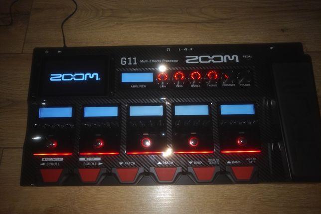 Multiefekt gitarowy Zoom G11