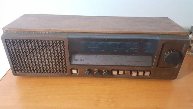 Zabytkowe radio Unitra Taraban 3