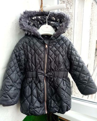Куртка для девочки на 2года