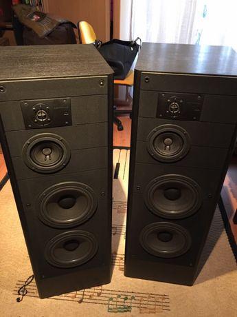 Par Colunas HiFi JBL LX66 e Amplificador Denon PMA350SE