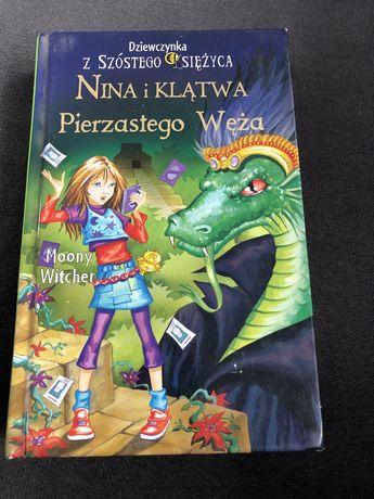 Nina i Klàtwa Pierzastego Węża
