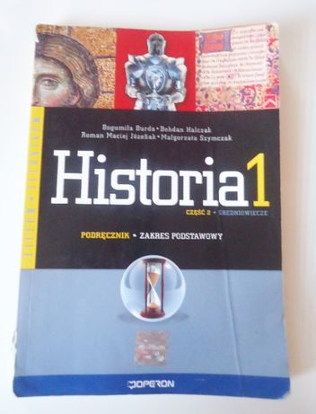 Historia 1 część 2. Średniowiecze.