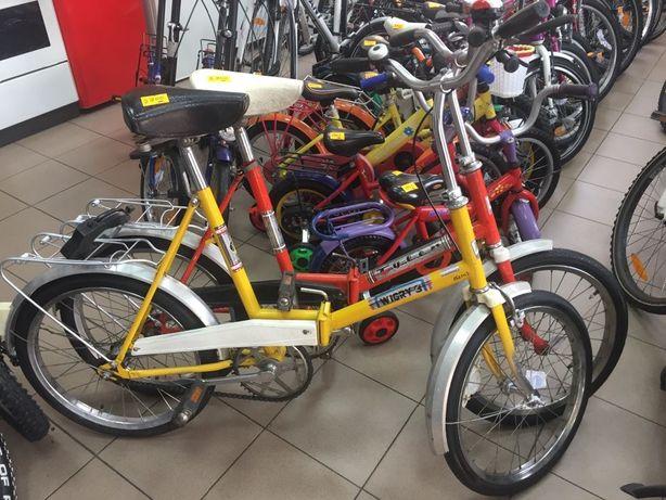 Складной велосипед из Европы