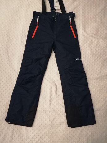 Sprzedam spodnie narciarskie dziecięce everhill rozmiar 146