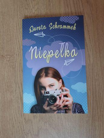 Niepełka nowa książka dla dzieci, młodzieży