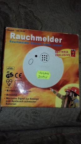 Nowy czujnik dymu produkcji niemieckiej.